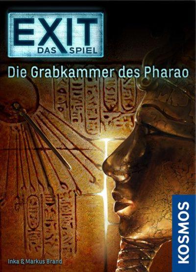 EXIT – Das Spiel: Die Grabkammer des Pharao