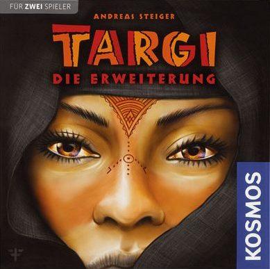 Cover Targi: Die Erweiterung