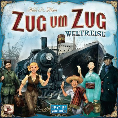 Zug um Zug: Weltreise