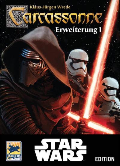 Carcassonne Star Wars: Erweiterung 1