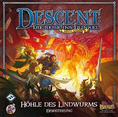 Descent (Zweite Edition): Höhle des Lindwurms