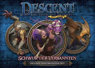 Descent (Zweite Edition): Schwur der Verbannten