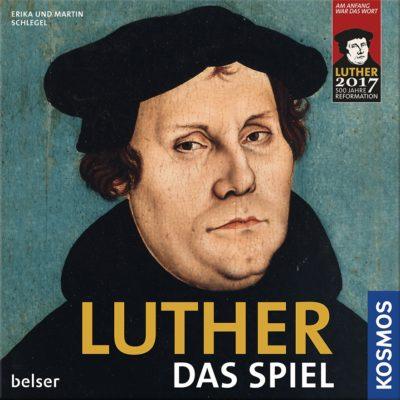 Luther: Das Spiel