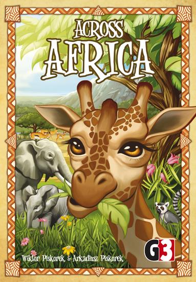 Across Africa