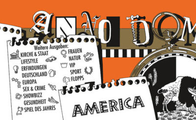 Anno Domini: America
