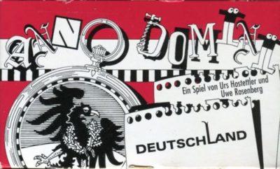 Cover Anno Domini: Deutschland