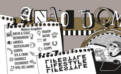 Cover Anno Domini: Lifestyle