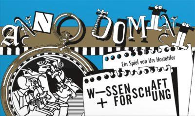 Anno Domini: Wissenschaft + Forschung