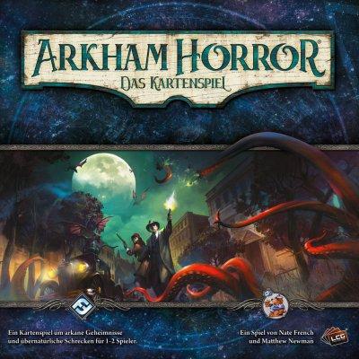 Cover Arkham Horror: Das Kartenspiel