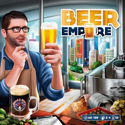 Cover Beer Empire