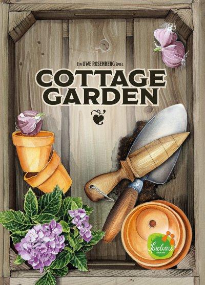 Cover Cottage Garden
