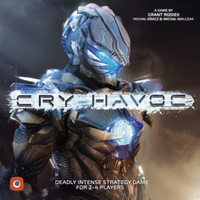 Cover Cry Havoc