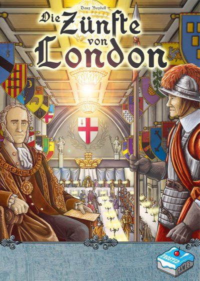 Cover Die Zünfte von London