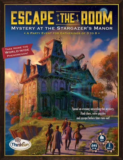 Escape the Room: Das Geheimnis der Sternwarte