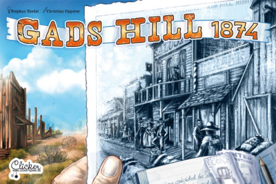 Cover Gads Hill 1874