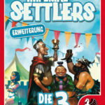 Cover Imperial Settlers: Die magische 3