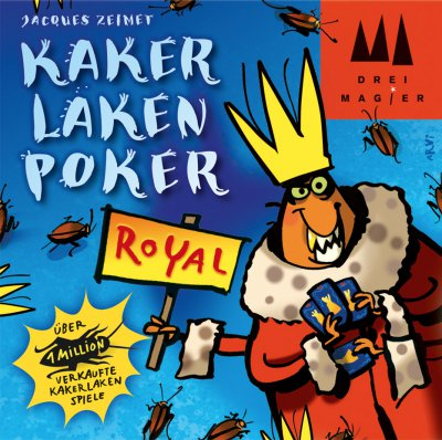 Cover Kakerlakenpoker Royal