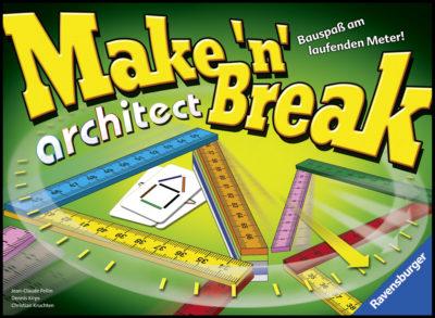 Cover Make 'n' Break Architect