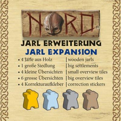 Nord: Jarl Erweiterung