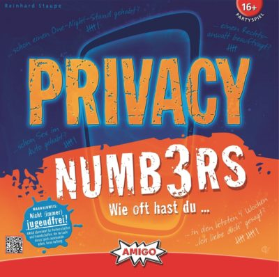 Cover Privacy Numbers