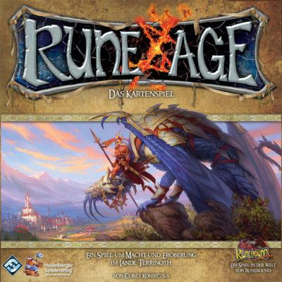 Rune Age: Das Kartenspiel
