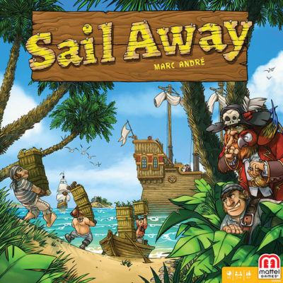 Cover Sail Away