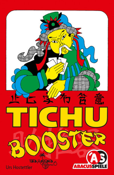 Cover Tichu Booster