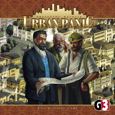 Cover Urban Panic