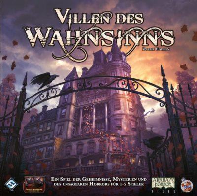 Cover Villen des Wahnsinns: 2. Edition