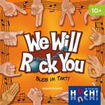 Cover We will rock you
