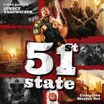 Cover 51st State: Master Set