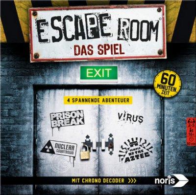 Cover Escape Room: Das Spiel