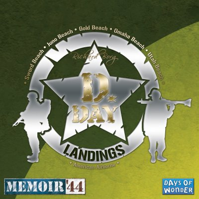 Memoir '44: D-Day Landings
