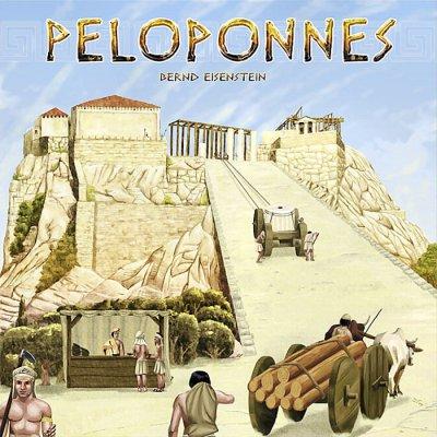 Cover Peloponnes