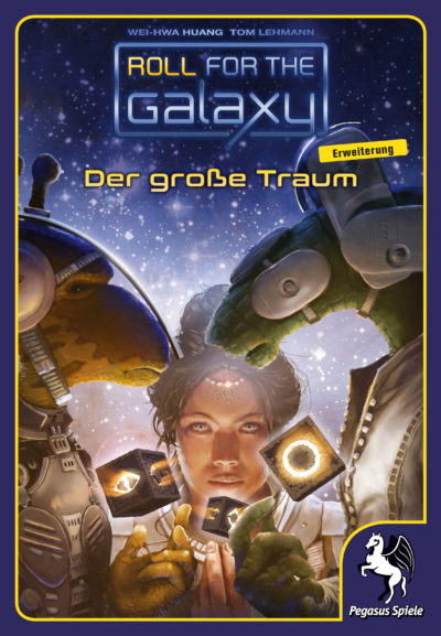 Cover Roll for the Galaxy: Der große Traum