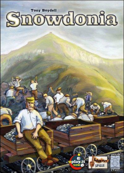 Cover Snowdonia