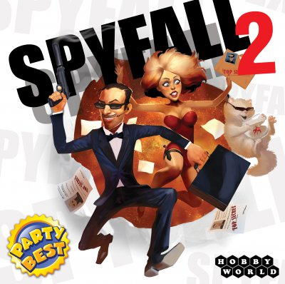 Cover Spyfall 2