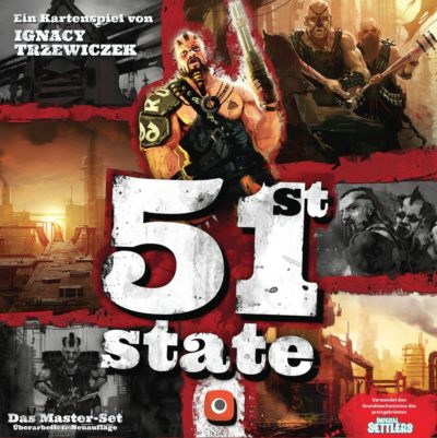 Cover 51st State: Das Master Set