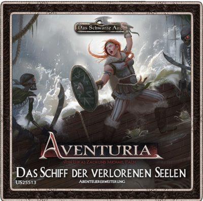 Aventuria: Das Schiff der verlorenen Seelen