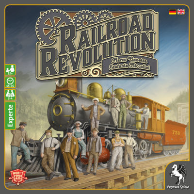 Cover Railroad Revolution