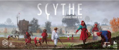 Cover Scythe: Invaders from Afar