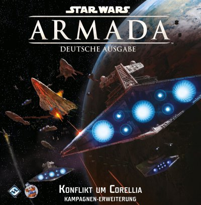 Star Wars: Armada – Konflikt um Corellia