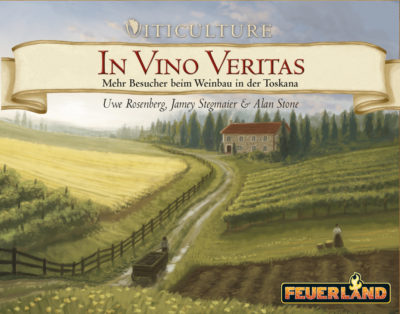 Cover Viticulture: In Vino Veritas