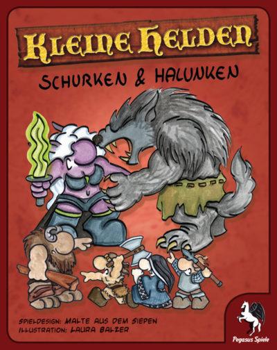 Kleine Helden: Schurken & Halunken