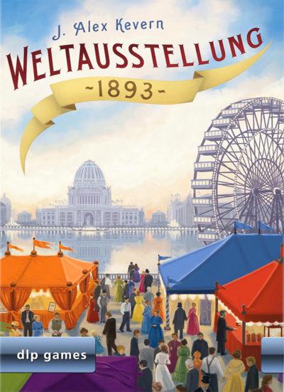Cover Weltausstellung 1893