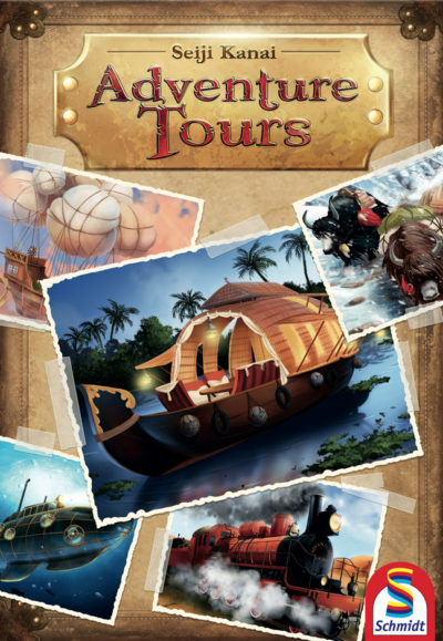 Cover Adventure Tours