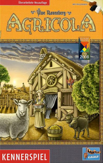 Agricola – Kennerspiel