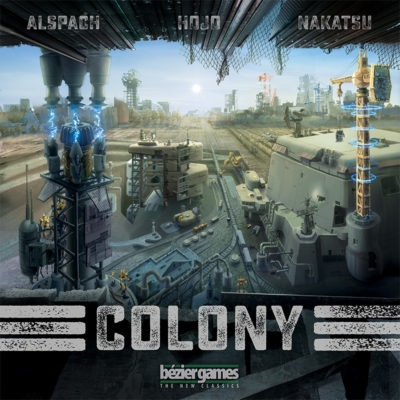 Cover Colony