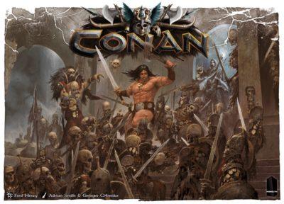 Cover Conan