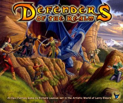 Cover Defenders of the Realm